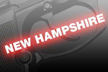 13. New Hampshire, NICS background checks per 100k residents: 10,557