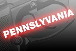 23. Pennsylvania, NICS background checks per 100k residents: 8,781