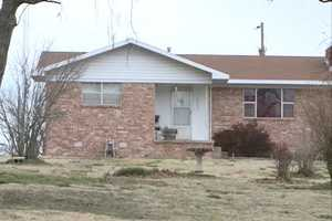 A man broke into the home of Dean and Betty Davis in Fayetteville and forced Betty Davis to rob a bank.