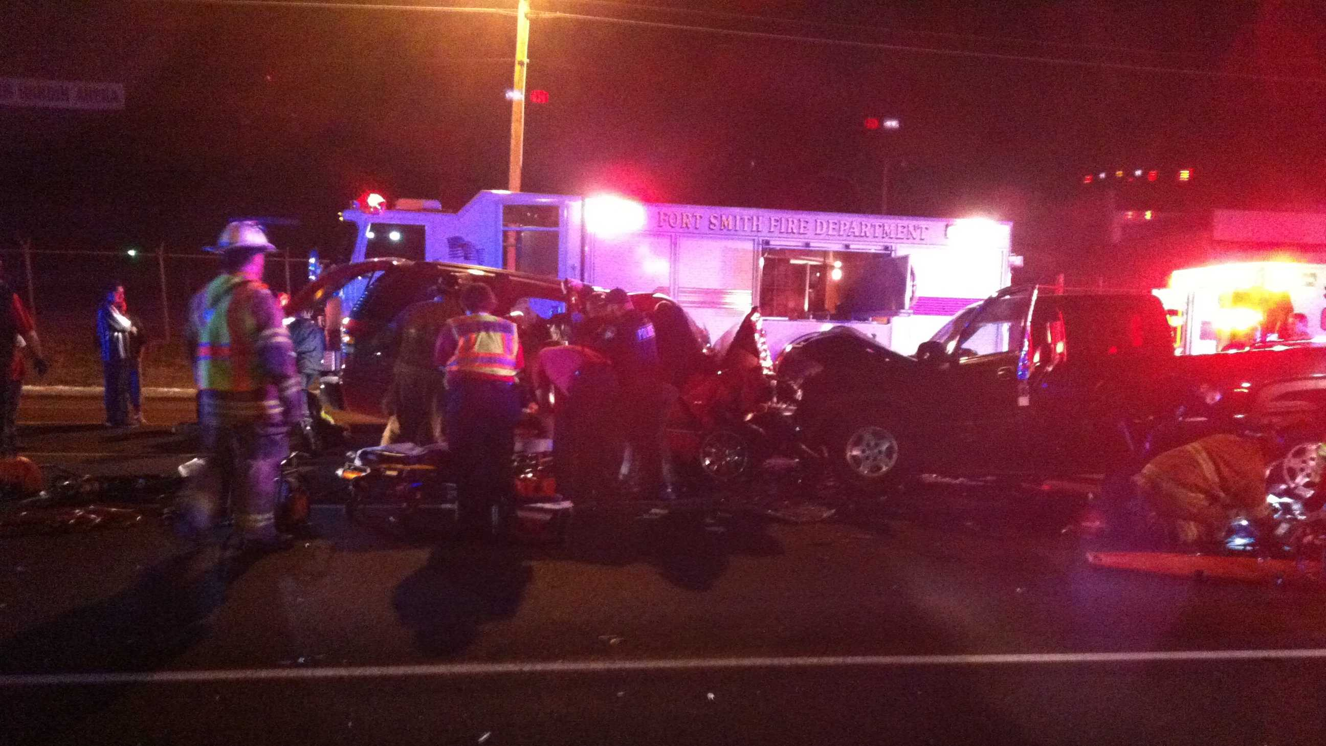 Midland Boulevard Accident 1/27