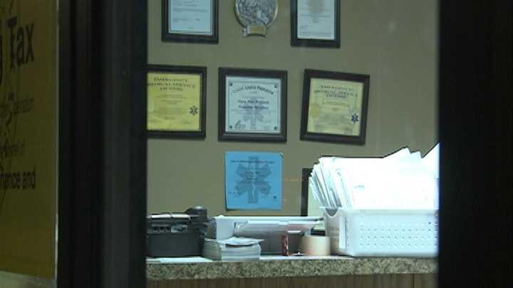 Lights still on at Care One EMS in Van Buren, Ark.