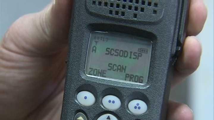 800mhz portable radios