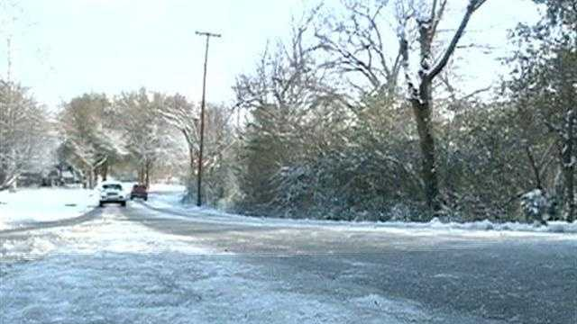 Driving tips and preparedness for possible winter weather.