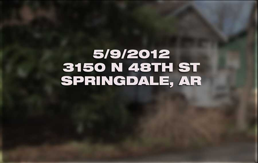 For a complete list of Fort Smith addresses of former meth labs click here