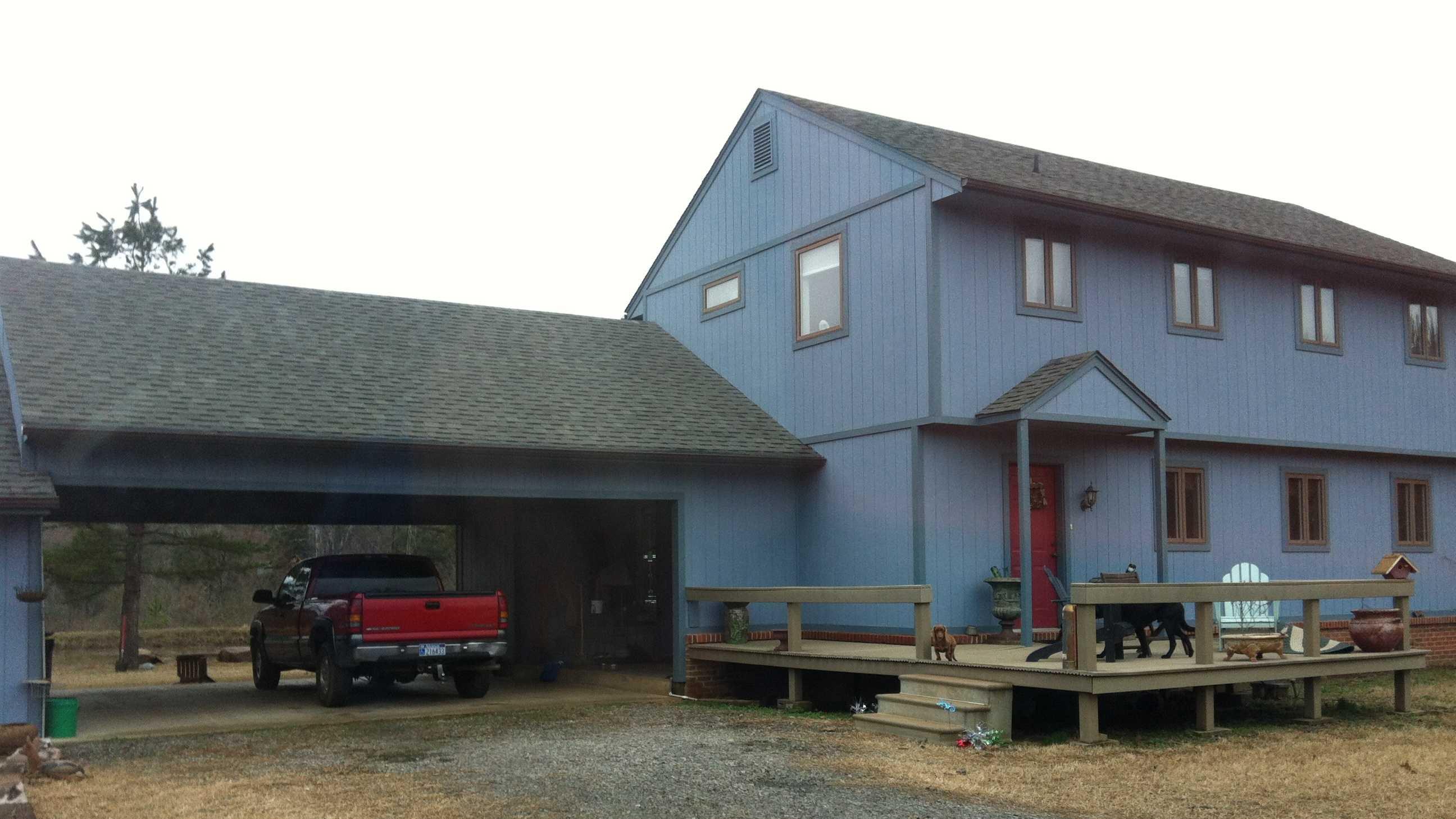 Sebastian County home invasion house