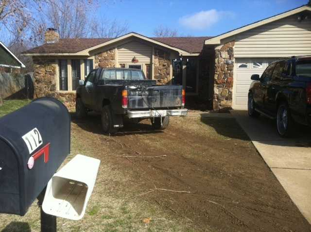 The agencies served a warrant at 112 Teakwood in Poteau.