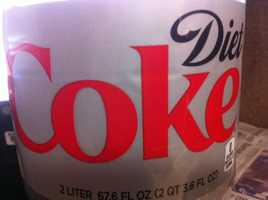 If you want to win me over, buy me a diet coke!