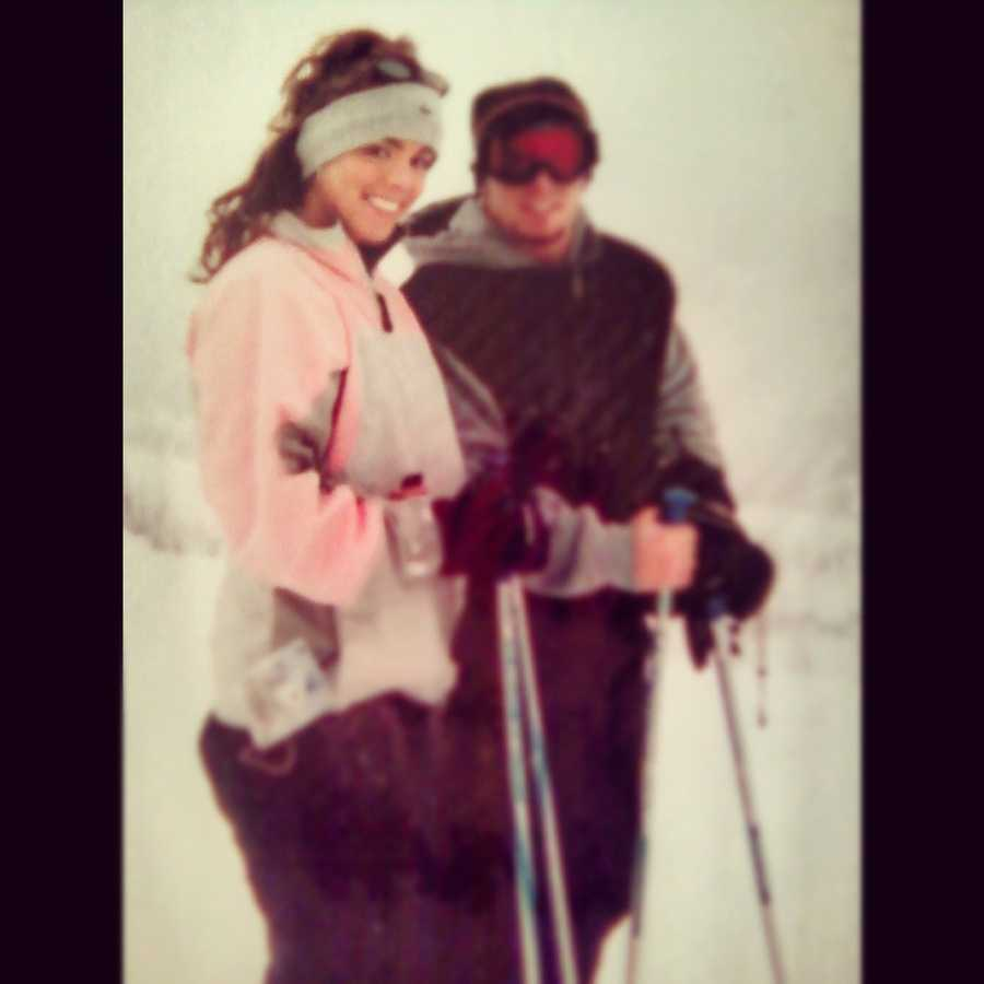 4. Kelly is a skier and her favorite trip was to Jackson Hole, Wyoming to test the slopes!
