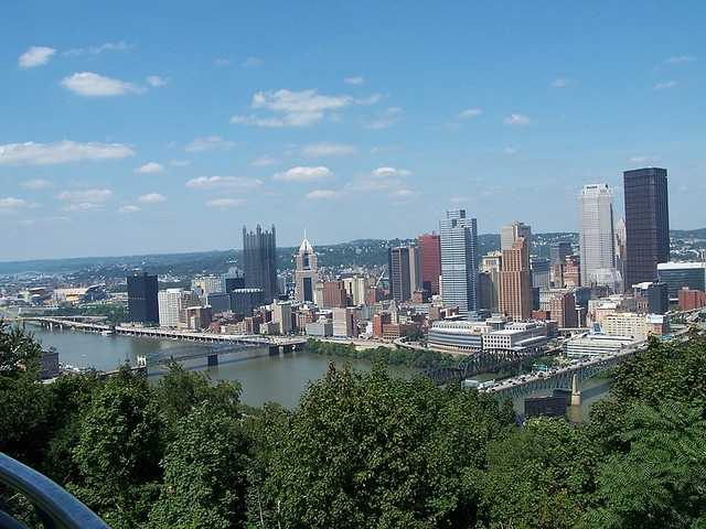 1. Kelly was born and raised in Greensburg, Pennsylvania. It's a suburb of Pittsburgh!