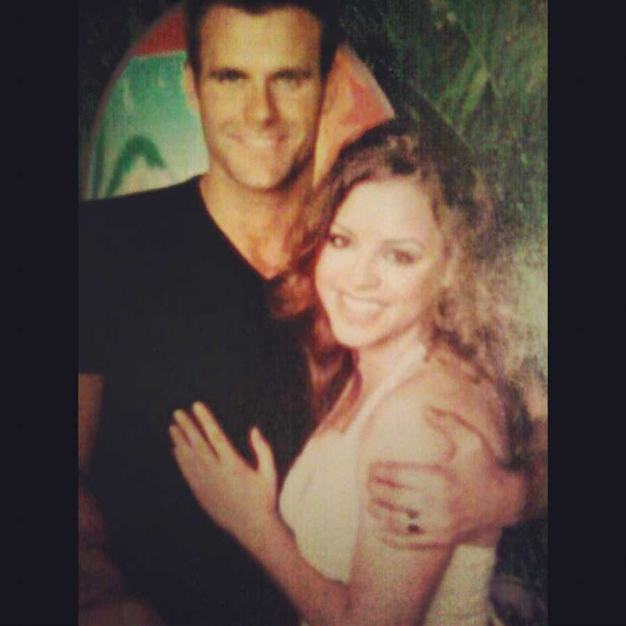 18. If Kelly had to pick a celebrity crush it would be Cameron Mathison. He's a Good Morning America special contributor and formerly Ryan Lavery on ABC's All My Children.