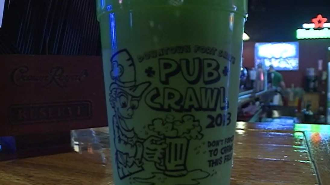 Organizers expect 21st Annual Fort Smith Pub Crawl to draw hundreds downtown.