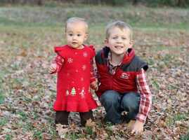 I have two great kids. Reese just turned one and Brett is four. I don't remember what life was like without them. They are growing up so fast!