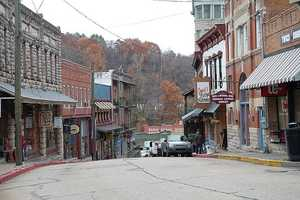 Eureka Springs is probably my favorite city to visit in Arkansas. It's such a melting pot of culture and art. We love the Basin Park Hotel, but if you're looking for a great Bed and Breakfast, talk to Sam and Jeff at the Bridgeford House. They even have a few ghostly visitors that take residence!