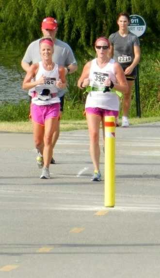 8. I run half-marathons. I hate the training, but crossing the finish line on race day is the greatest feeling.