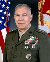 4. JamesGen. James T. Conway was born in Walnut Ridge, Ark. He was a four-star general and took part in the 2003 invasion of Iraq.