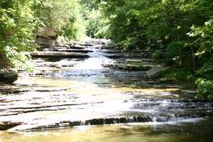 4. IsabellaTanyard Creek in Bella Vista.