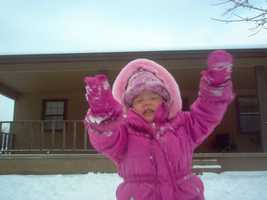 17. ZoeyA uLocal viewer sent us this photo of Zoey in Greenwood.