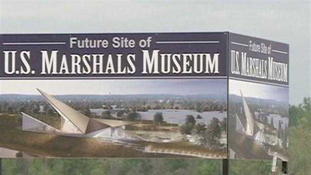 Money coming to the US Marshals Museum