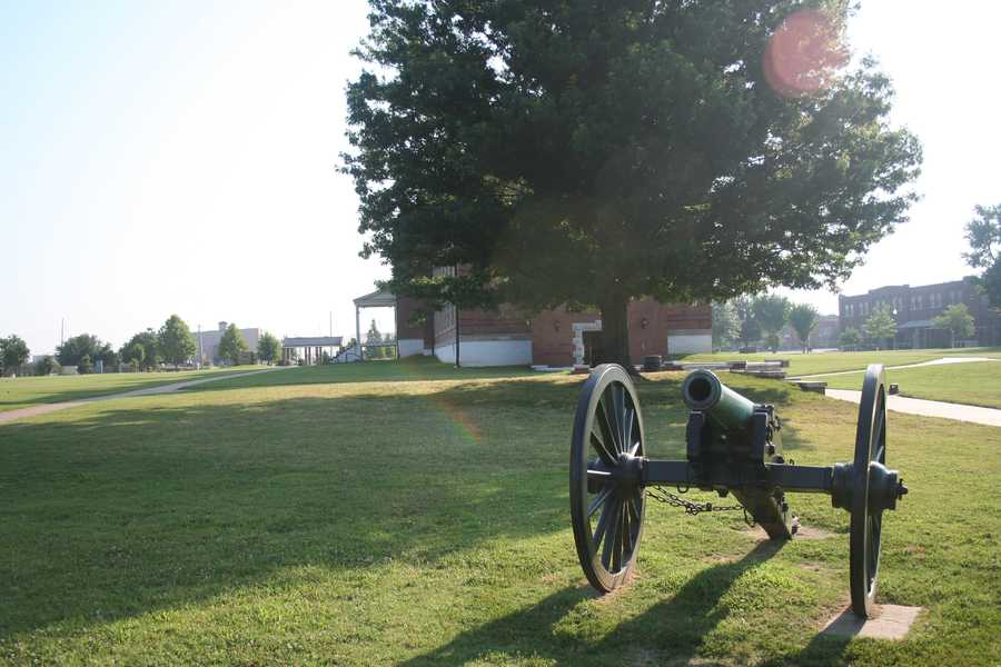The Battle of Fort Smith on July 31, 1864, was a failed Confederate raid against Union troops in the fort.  Gen. Douglas Cooper shelled Fort Smith, but was driven off by Union artillery and troops, including the 6th Kansas Colored Infantry.  The Union continued to control Fort Smith for the rest of the war.