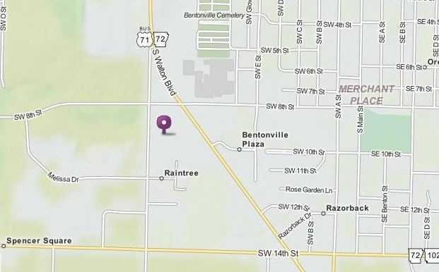 Irish Spirits: 809 SW I St. Bentonville, AR