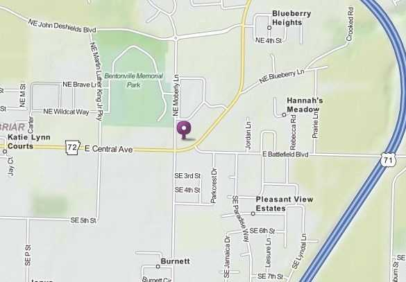Baucom's Beverage: 2501 E Central Ave. Bentonville, AR
