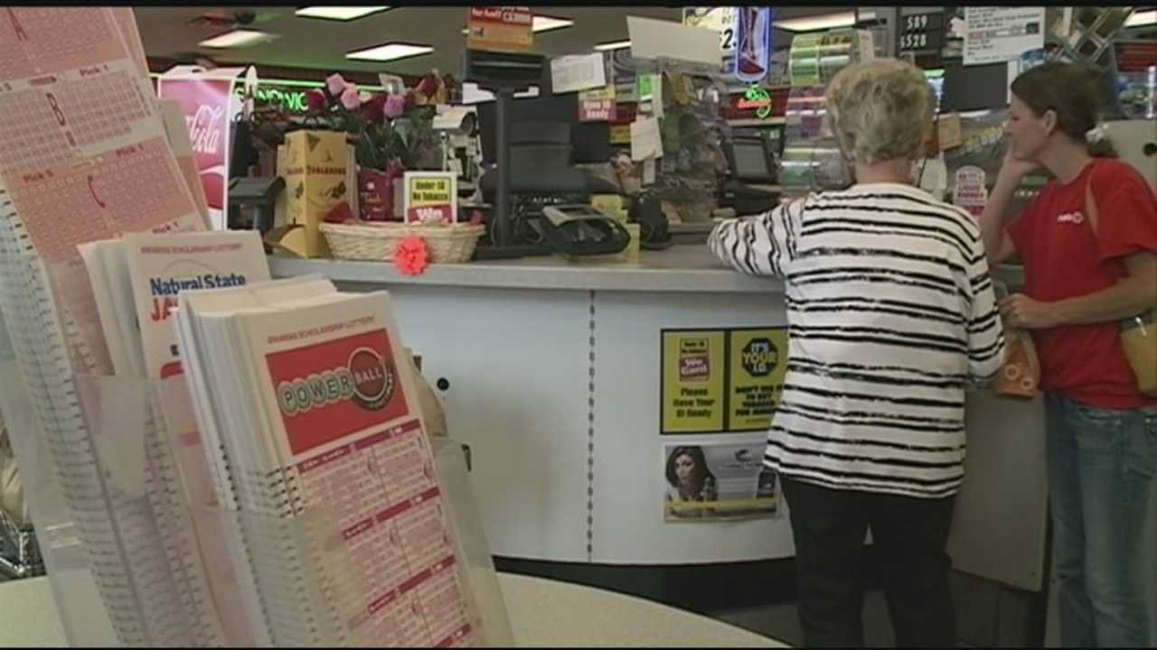 Saturday's Powerball jackpot is worth an estimated $600 million! Emily Maher talked to those who couldn't miss out on the chance to become a millionaire.