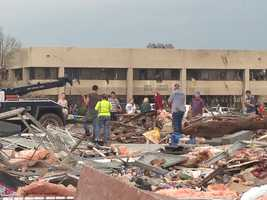 Medical Center in Moore.