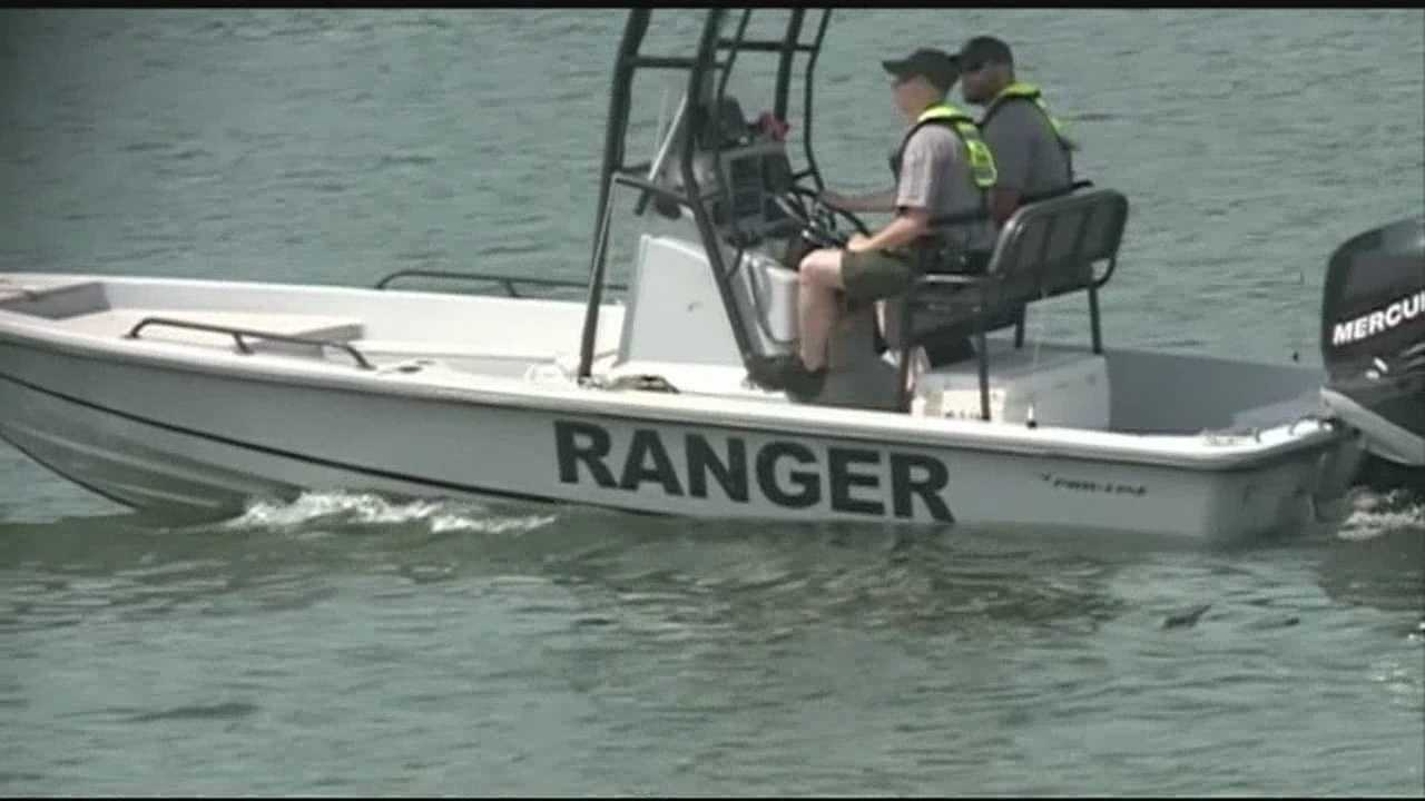 Benton County Sheriff's officers are patrolling the waters of Beaver Lake to make sure everyone stays safe.