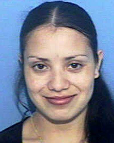 Briana's alleged abductor is her mother, Sanjuana Reed. She may go by the last name Garcia-Torres.