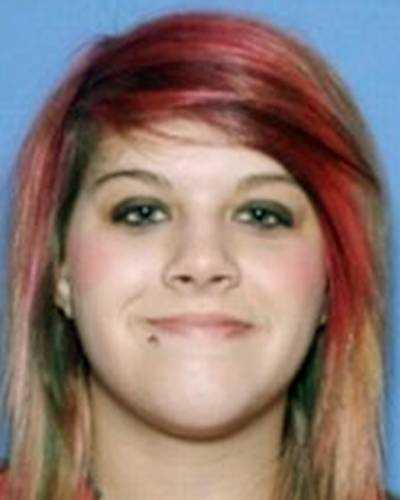 Brianna Wilkins was last seen in Springdale on April 7, 2013, when she was 16 years old. She may be in the company of an adult male and they may still be in the local area. Brianna's lower lip is pierced.