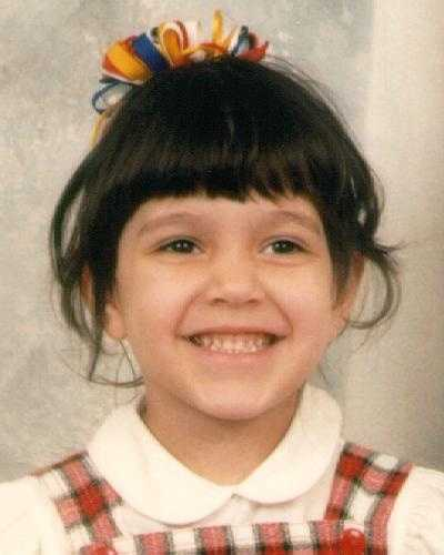 Machael Al-Omary was allegedly abducted by her father from Jonesboro on August 13, 1997. She may have been taken to Saudi Arabia.