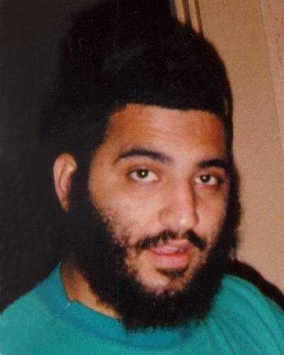 This is Machael's father and alleged abductor, Abdulbaset A.M. Al-Omary. He may use the first name Abdul and the last names Al-Jawdat, Omary, Al-Hedaithy, Al-Ghofaili or Saber.