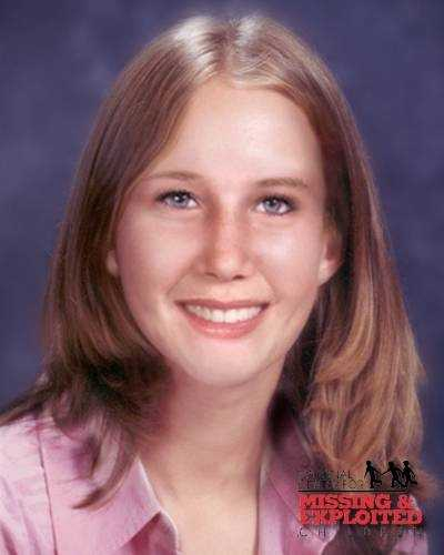 This picture shows what Morgan Nick may have looked like at age 17.