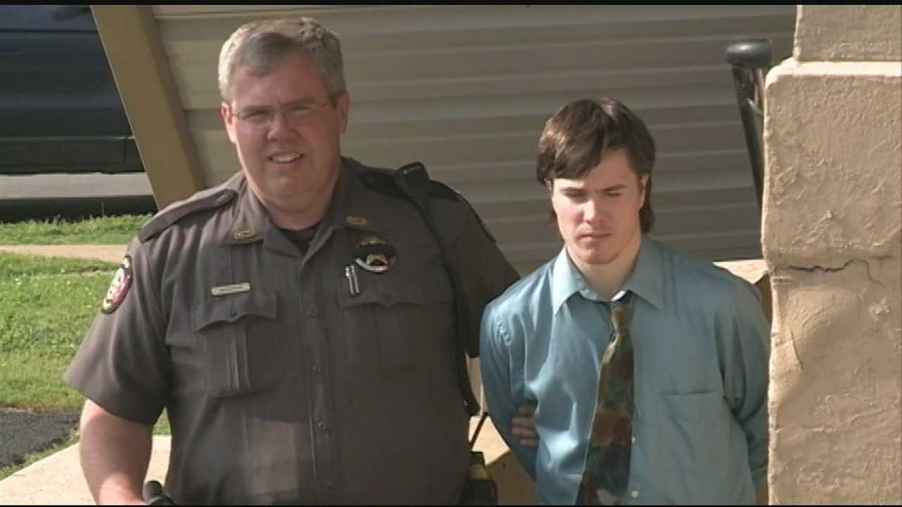 Zachary Holly's lawyers asked for a second mental health evaluation.