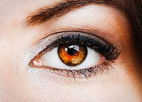 Permanent eye color change is a common side effect of glaucoma medication which women are now using to make their eyelashes grow longer. Regardless of your eye color this drug can permanently turn your eye color brown, according to popcrunch.com.