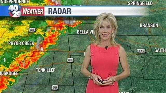 Laura's Weather Webcast Jun 5th