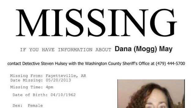 Family, friends search for Dana May