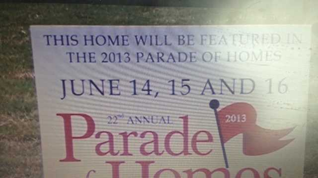 Parade of Homes event