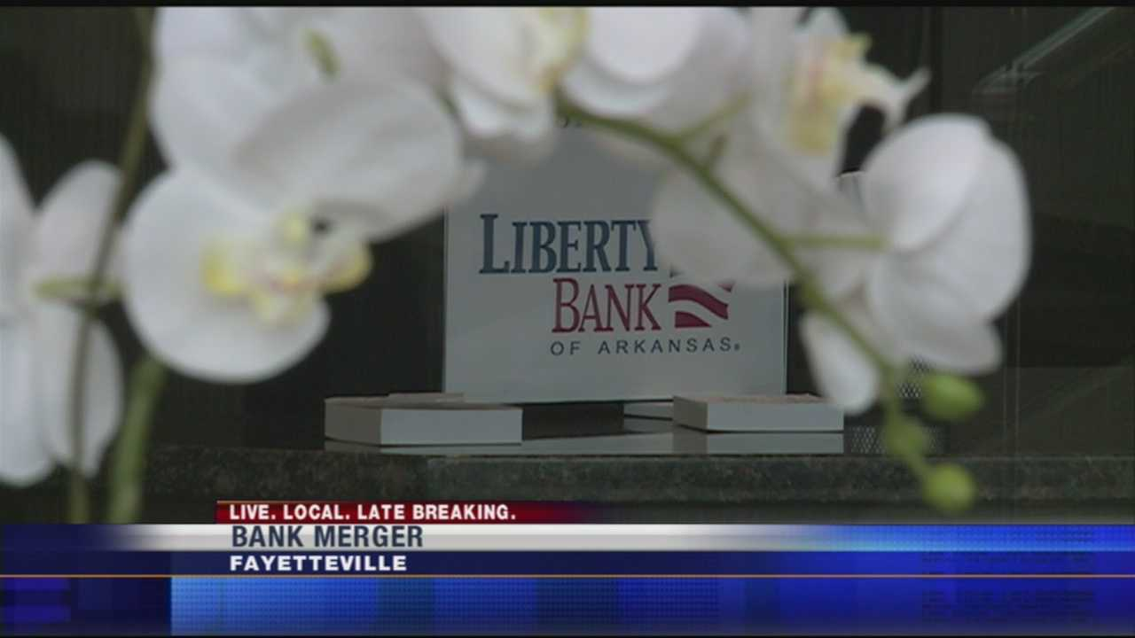 Liberty and Centennial Banks announced they will merge