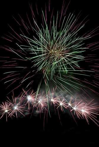 Bella Vista Independence Day Fireworks will be shot off at Loch Lomond Dam on July 3. The display is scheduled to begin at 9:30 p.m.