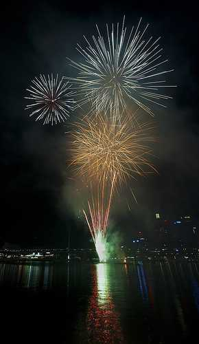 New Lake Christian Center in Centerton will be hosting a fireworks display July 3. The Centerton campus will have food and blow-ups beginning around 6 p.m. and the display is scheduled for dusk.