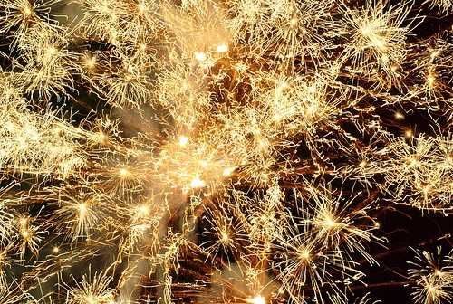 Berryville will hold its annual Fire on the Mountain fireworks display July 4. The display will begin at approximately 9 p.m. on Saunder's Heights.