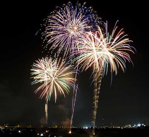 Ventris Trail's End Resort is hosting its 12th Annual Ventris Trail's End Resort Fireworks Display July 5. The display, intended for viewing from a boat on Beaver Lake, will begin at 8 p.m.