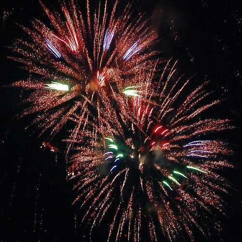 Farmington High School will host a fireworks display on July 6. The display will take place at dusk on the Cardinal football field.