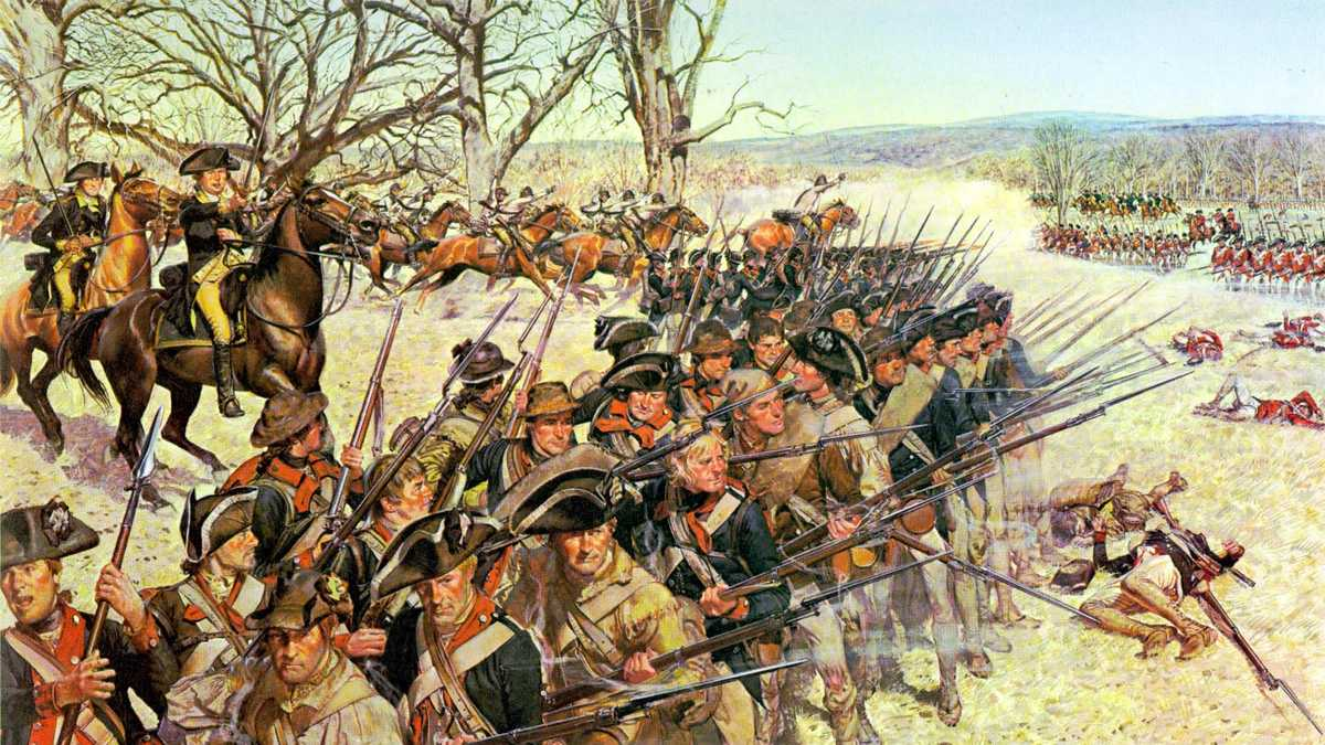 a history of the revolutionary war which led america to the freedom from the british rule After the revolution the revolutionary war had been over for and just beginning to understand how to operate outside the confines of british rule.