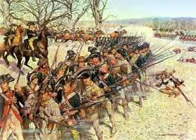 Nearly 100,000 people fought on the side of the colonies during the Revolutionary War between 1775 and 1783, but only a few of them lived long enough to have their photo taken.