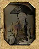 George Fishley enlisted when he was 16, and was at the Battle of Monmouth. He attended the opening of the Bunker Hill Monument in 1843, and died 7 years later, at the age of 90.