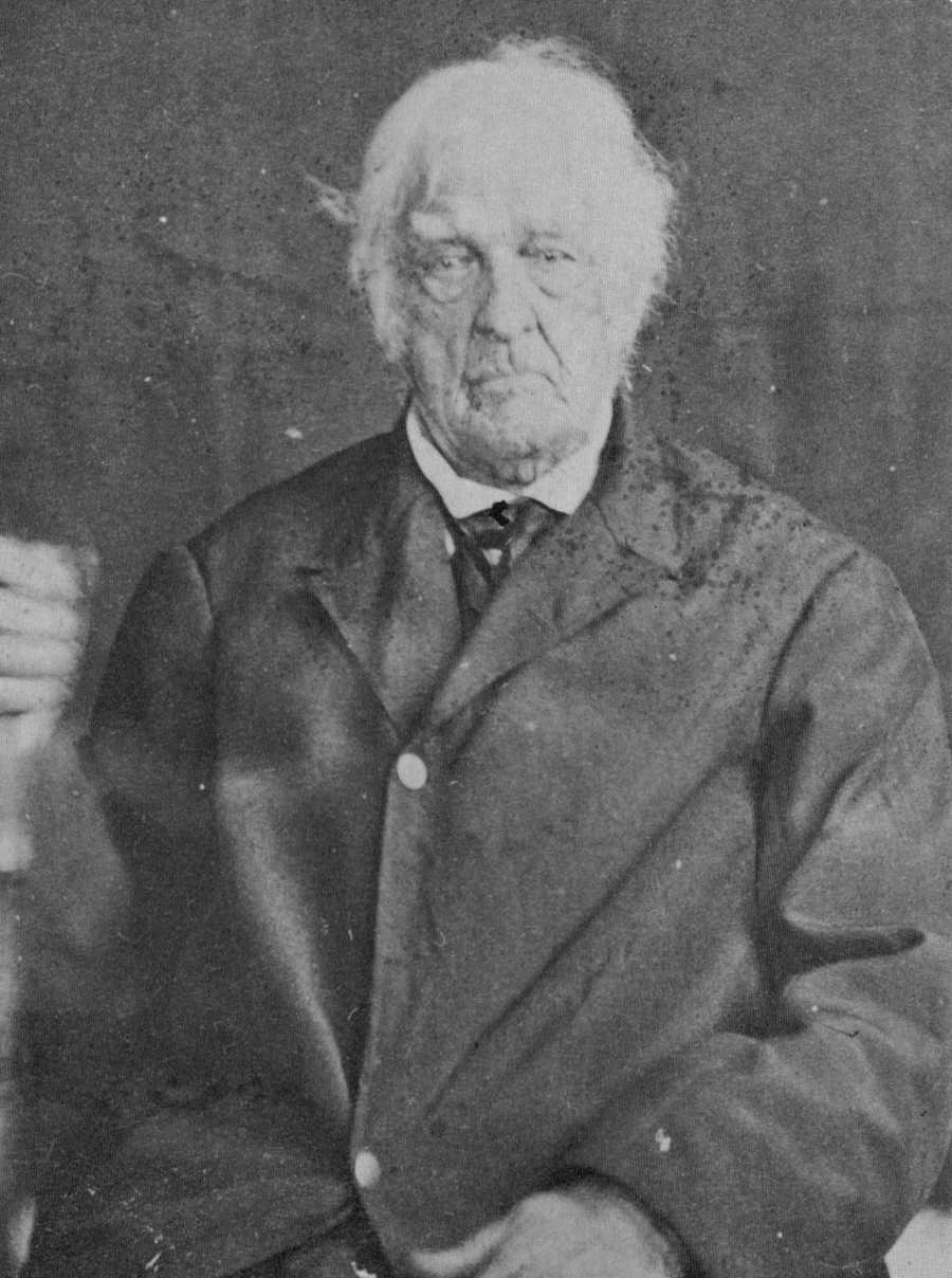 Lemuel Cook enlisted at the age of 16, fought in the Battle of Brandywine and was present at Gen. Cornwallis' surrender to George Washington. Cook lived to the age of 107.