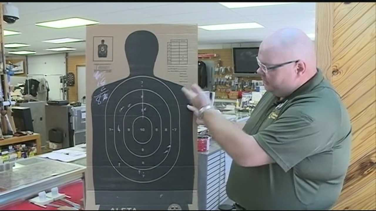 Northwest Arkansas gun experts trained faculty and staff from the Clarksville School District to prepare them to carry guns at school.