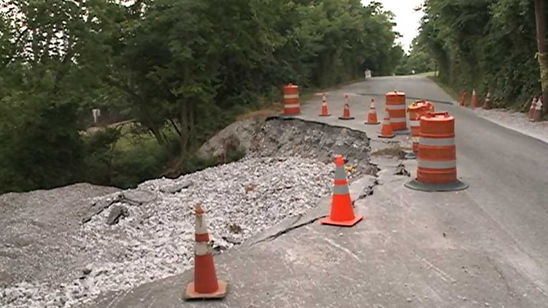 Starting Monday, neighbors can expect to see construction workers in the road repairing East Rodgers Drive in Fayetteville.